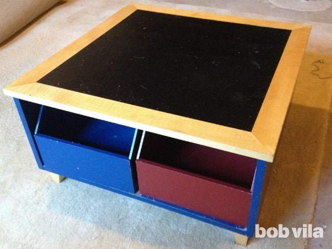 DIY Lego Table - Step 1
