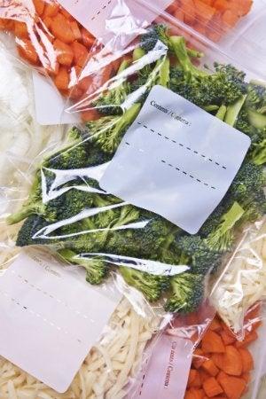 How to Prevent Freezer Burn - Using Freezer Bags