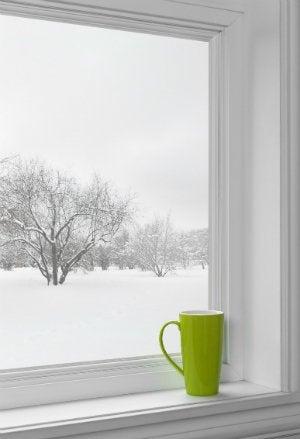 Air Leak Test - Winter Window
