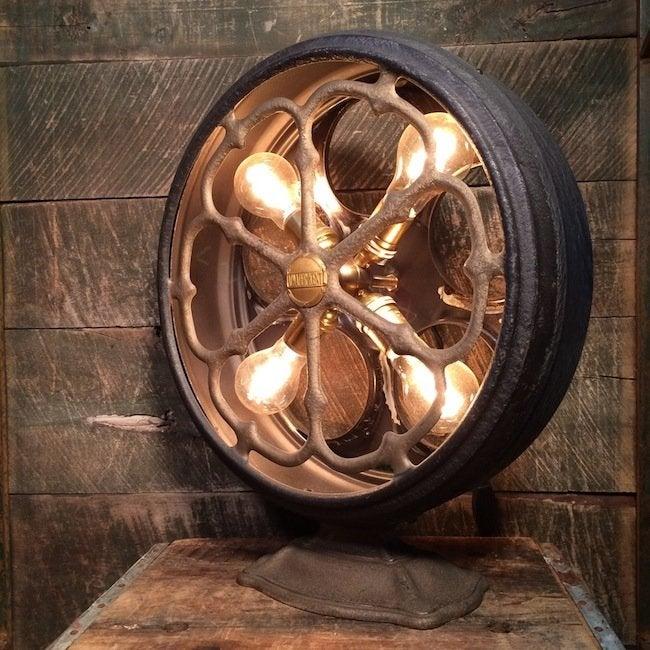 Stonehill Design - Fan Lamp