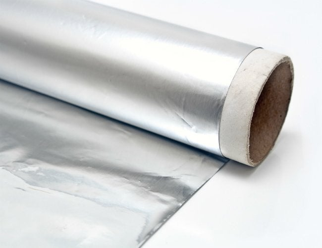 Homemade Silver Polish - with Aluminum Foil
