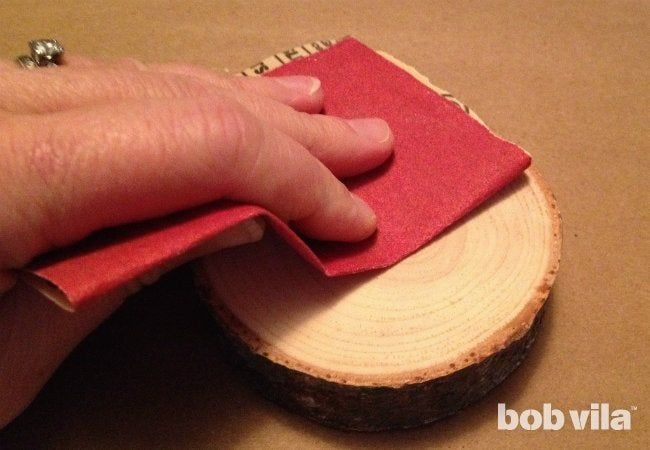 DIY Ornaments - Step 1