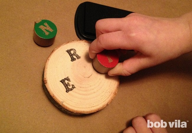 DIY Ornaments - Step 2B
