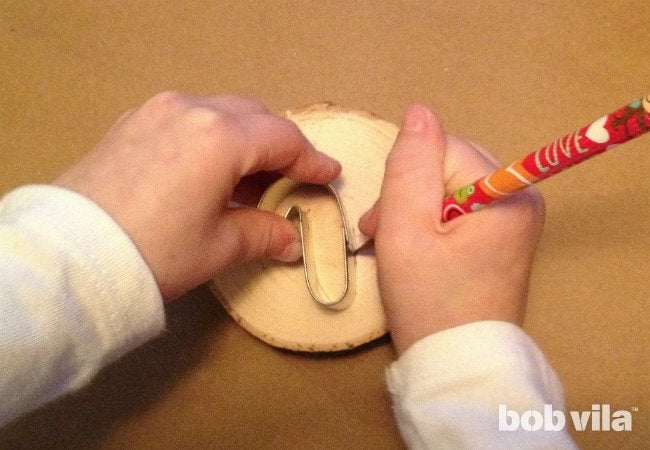 DIY Ornaments - Step 2A