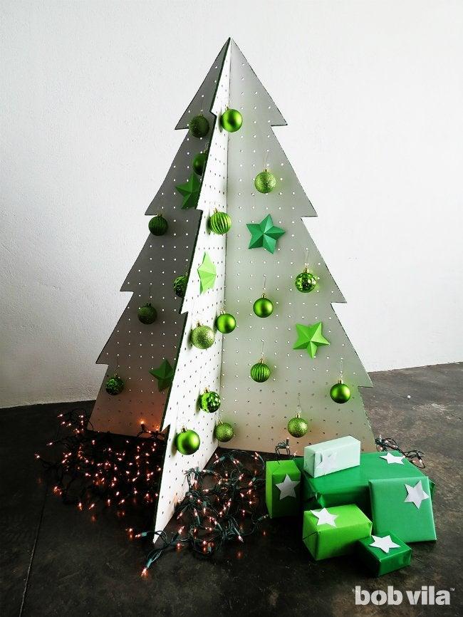 How to Make a Christmas Tree - Step 9