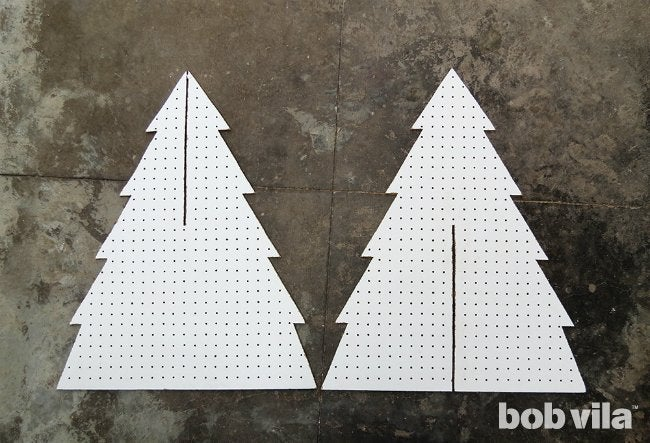 How to Make a Christmas Tree - Step 5