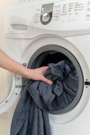 Washing Machine Leaking - Loaded Washing Machine