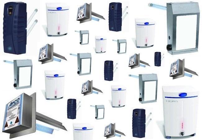 Winter Indoor Air Quality Solution - Air Purification Systems