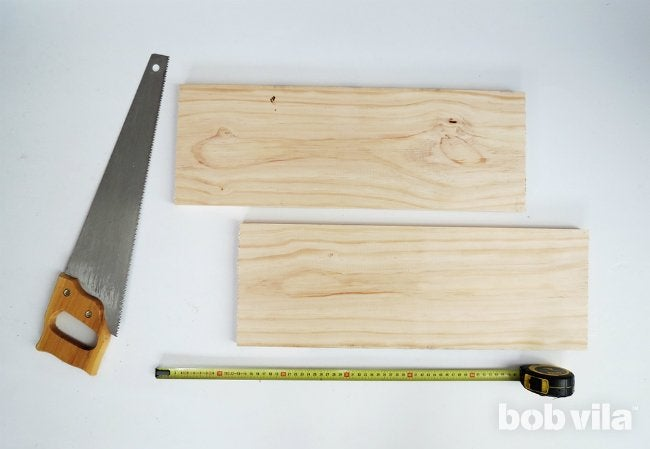 DIY Side Table - Step 1