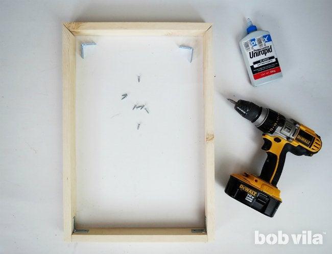 DIY Side Table - Step 4