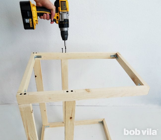 DIY Side Table - Step 9