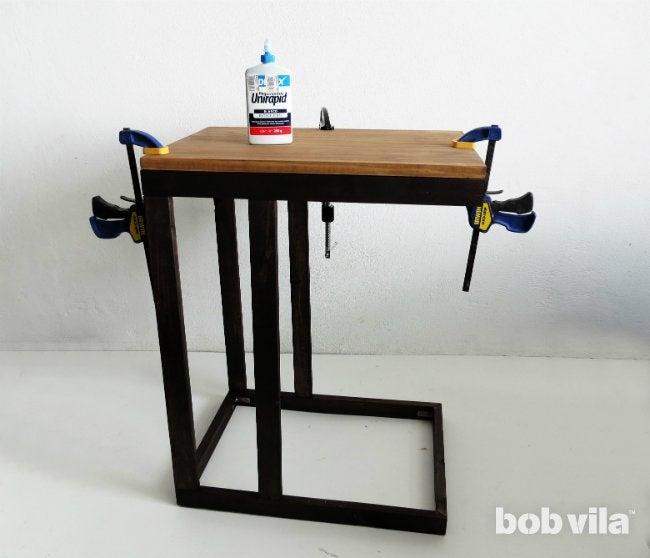 DIY Side Table - Step 11