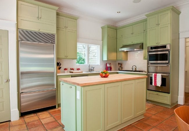Painting Laminate Cabinets Dos And, I Want To Paint My Laminate Kitchen Cabinets