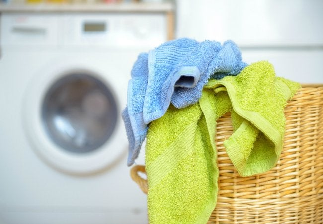 Smelly Towels - Dirty Laundry