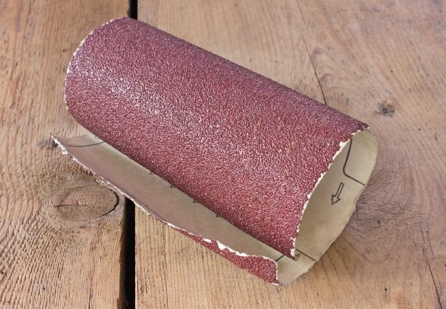 How to Remove Ink Stains - With Sandpaper