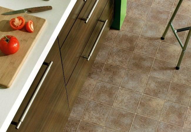 How to Clean Linoleum Floors - Kitchen Flooring