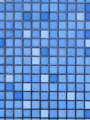 How to Change Grout Color - Dark Grout in Mosaic Tile