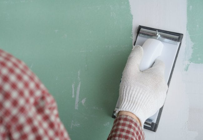 How to Sand Drywall - Drywall Sander