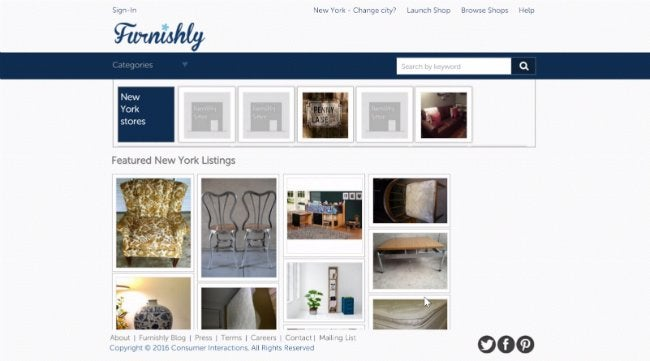 Selling Used Furniture - Furnishly
