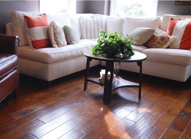 Ламинат или древесина твердых пород - пол из твердых пород древесины
