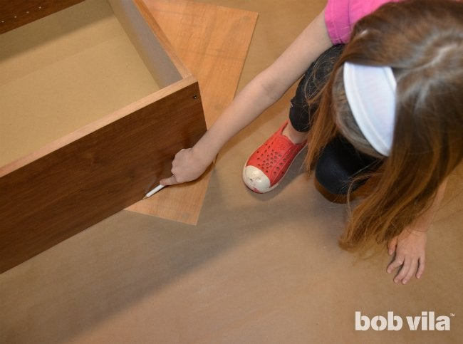 How to Build a Dollhouse - Step 3