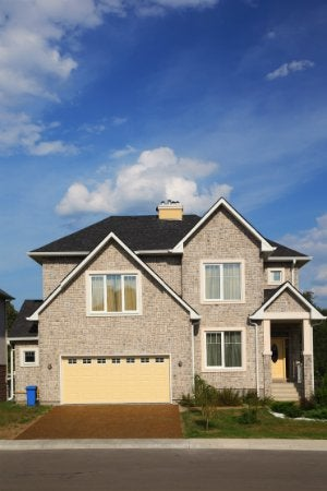 How to Paint a Garage Door - Fresh Exterior Color Choices