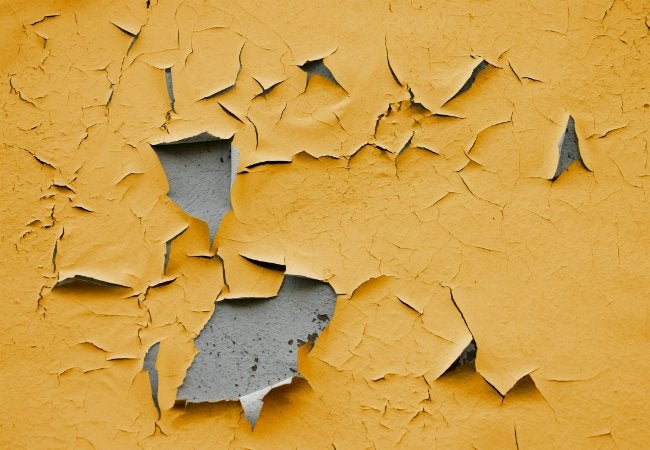Peeling Paint - What to Do About It
