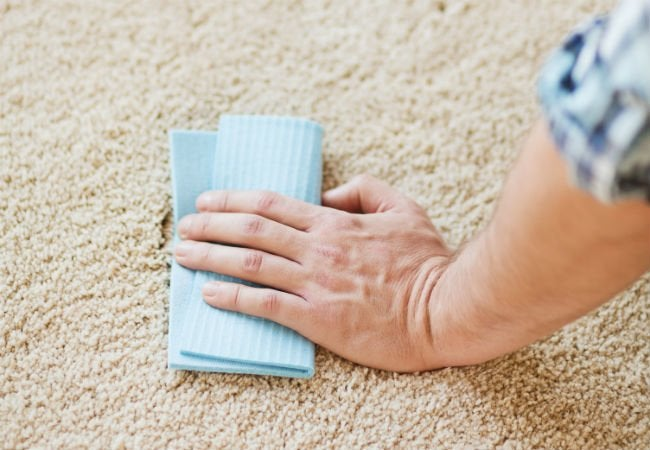 How to Remove Oil Stains - Carpet
