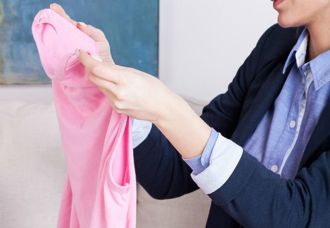 How to Remove Oil Stains - Clothes
