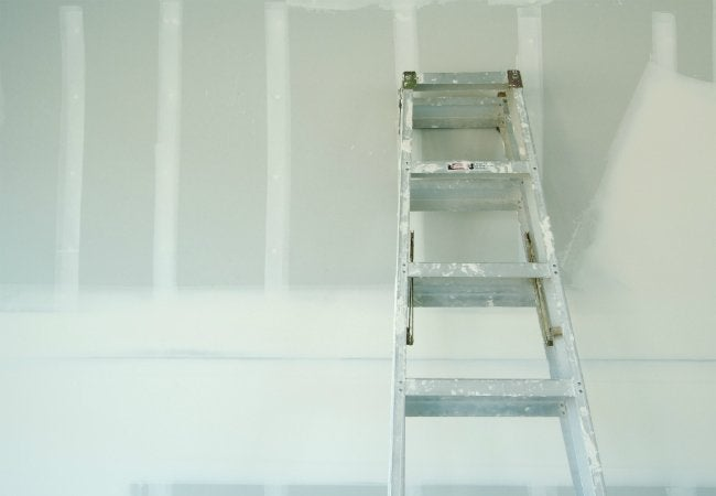 How to Sand Drywall - Sand Drywall Before Painting