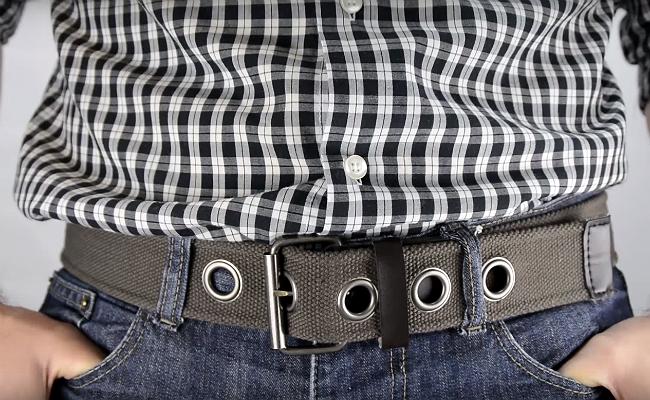 DIY Screwdriver Belt