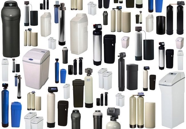 How to Install a Water Softener - Product Array
