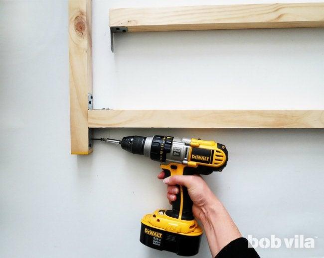 DIY Sliding Door - Step 2