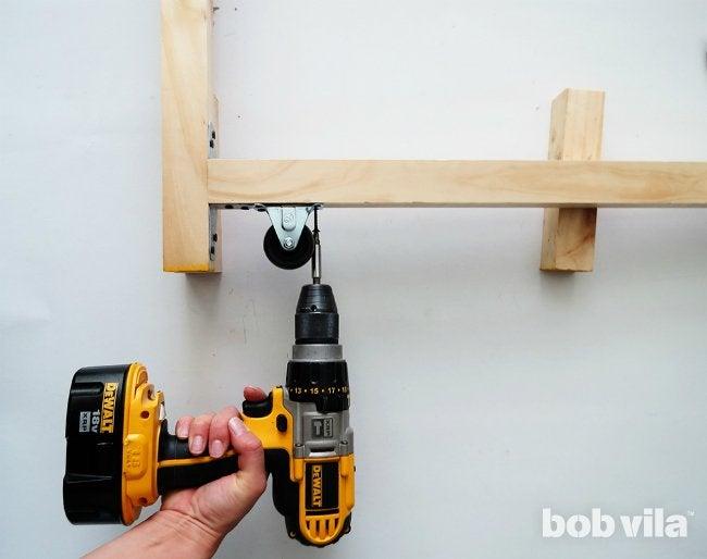 DIY Sliding Door - Step 3