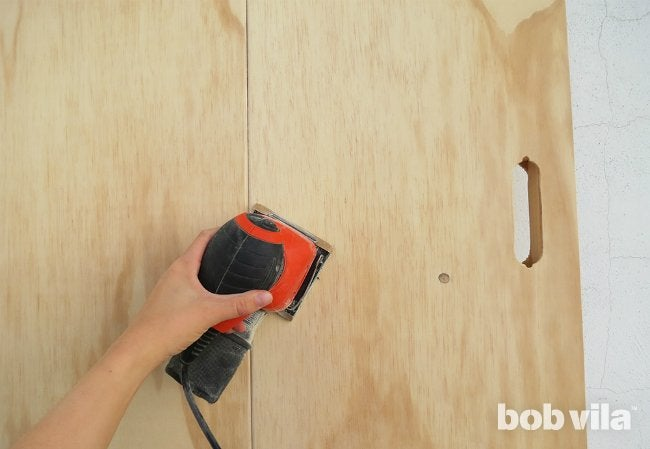 DIY Sliding Door - Step 9