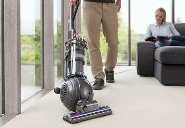 How to Get Rid of Dust Mites - Vacuum