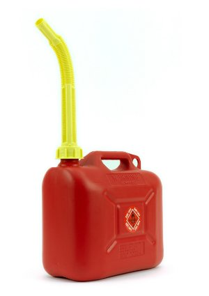 How to Store Gasoline - Fuel Container