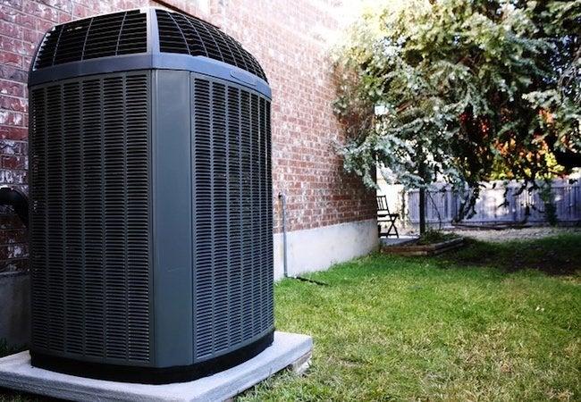 HVAC Surge Protection - Air Conditioner Compressor