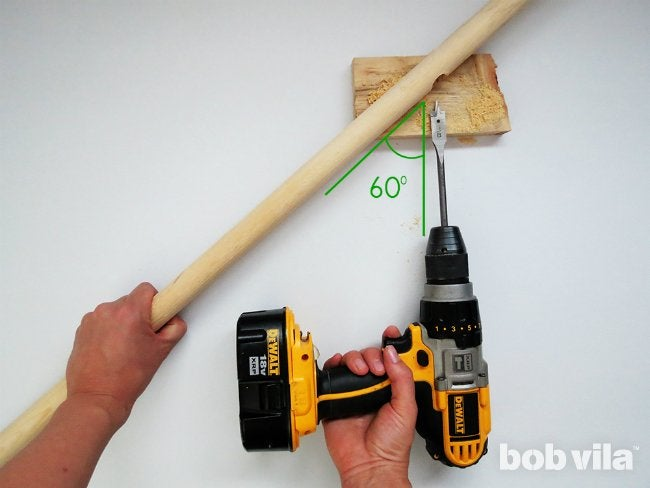 DIY Floor Lamp - Step 5