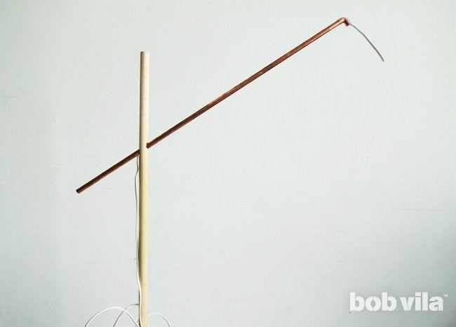 DIY Floor Lamp - Step 10