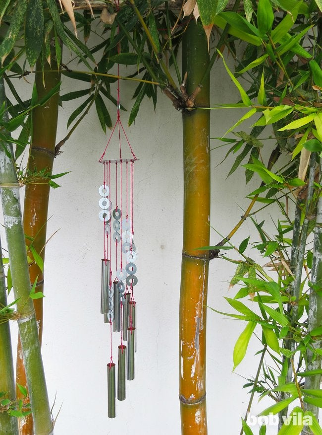 How to Make Wind Chimes - DIY Wind Chimes