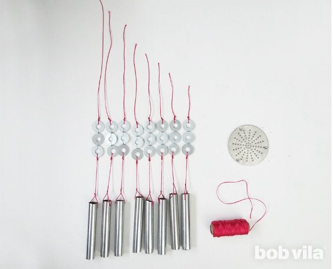 How to Make Wind Chimes - Step 5