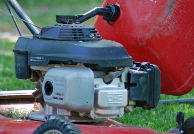 Lawn Mower Won't Start - Gas