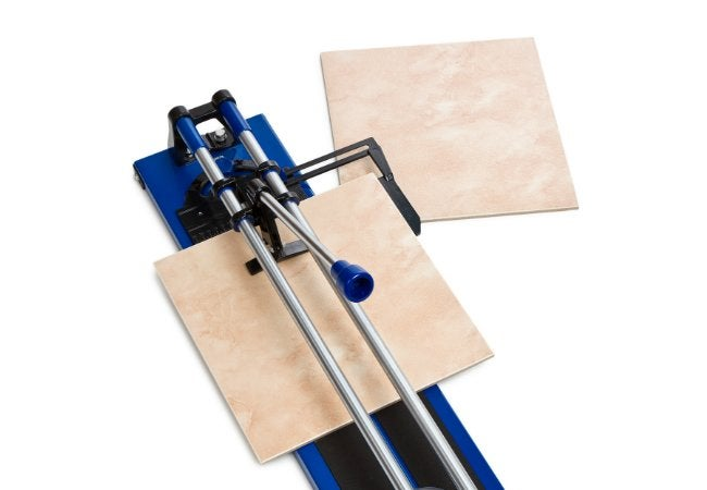 How to Cut Ceramic Tile - Using a Tile Cutter