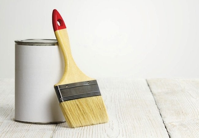 How to Paint a Wood Floor