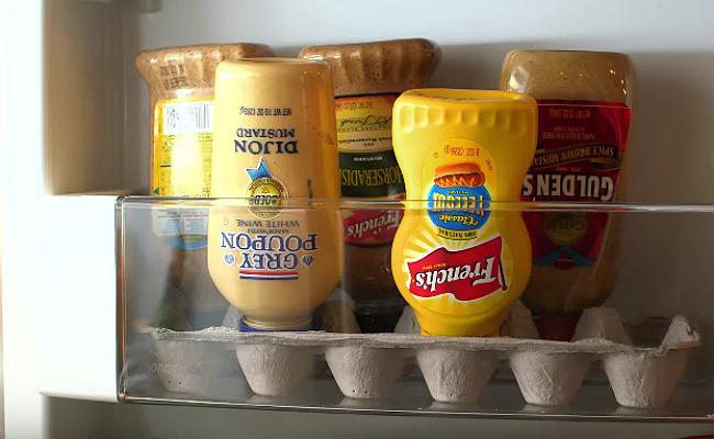 Food Hack - DIY Condiment Caddy