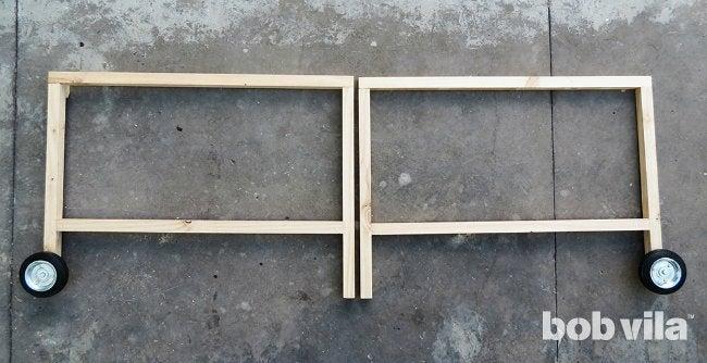 DIY Outdoor Kitchen - Step 8