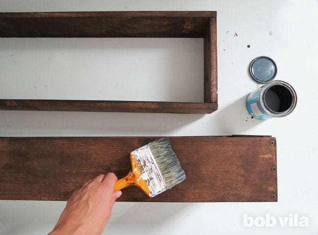 DIY Wall Shelves - Step 5