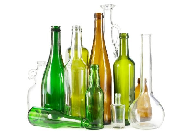 How to Drill a Hole in Glass - Empty Glass Bottles