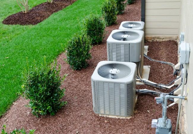 Air Conditioner Leaking